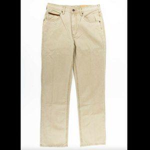 Orvis men's 32x32 twill jeans Britain Cloth